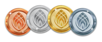pinnacle rewards coins